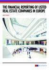 Mazars study_financial reporting of real estate companies in Europe 2017